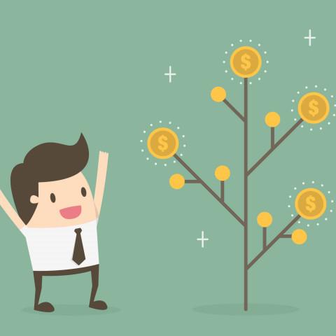 Recurrent sparen, begin van uw rijkdom